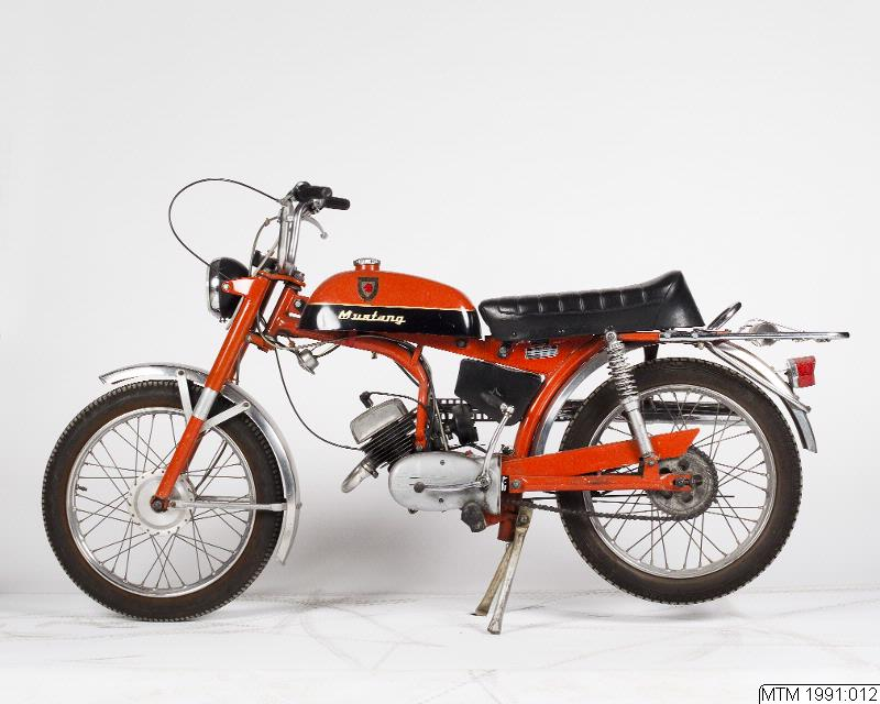 Moped Anaconda Tsv 1614 Mustang Z Ndapp Werke Gmbh